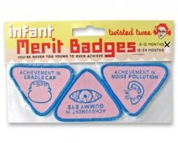 infant merit badges