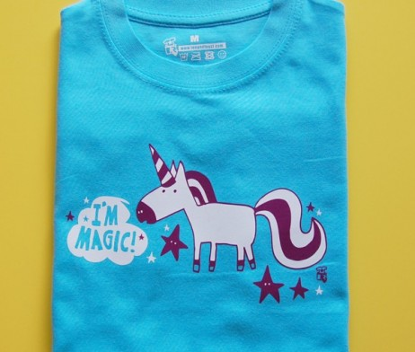 magic unicorn aqua