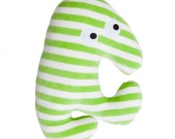 skummis green soft toy
