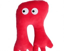Skummis Red Soft Toy