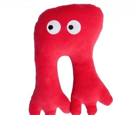 Skummis Red Soft Toy