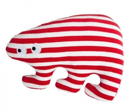 Skummis Red Stripe Soft Toy