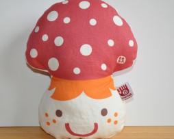 bora mushroom rattle