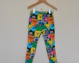 crowded jungle pants