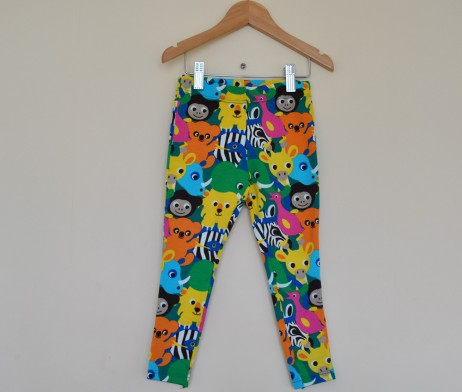 crowded jungle pants
