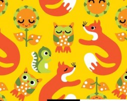 znok foxes and owls