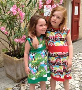 summer dresses on tour