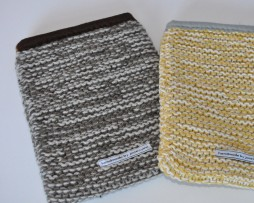 wool ipad case