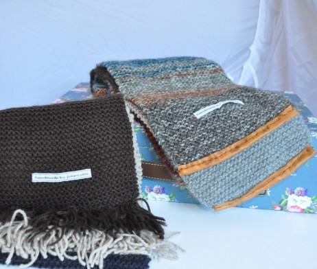 woolen long scarf