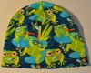 frogs beanie hat