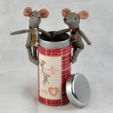 Mice in a tin from Maileg