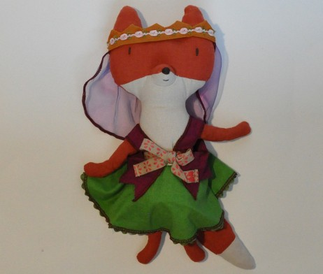 maileg lady the fox