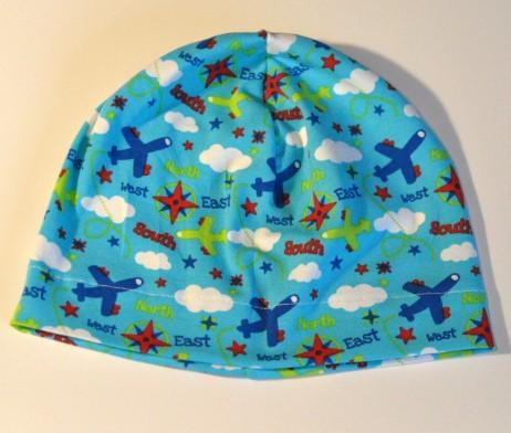 toy planes beanie hat