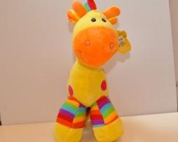 rainbow horse yellow