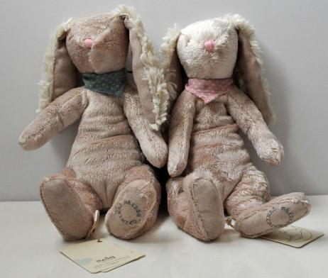soft bunny rabbits