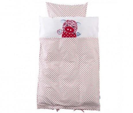 leona pig bed linen