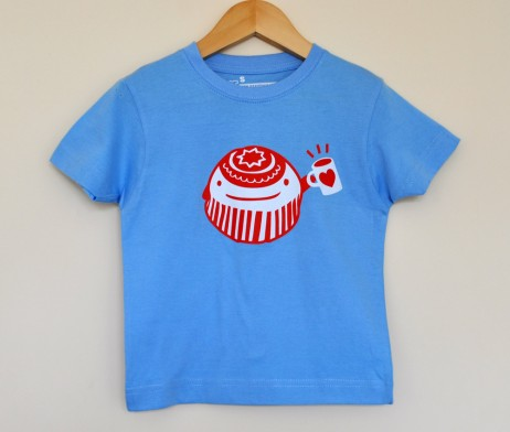 Mr Teacake Tee