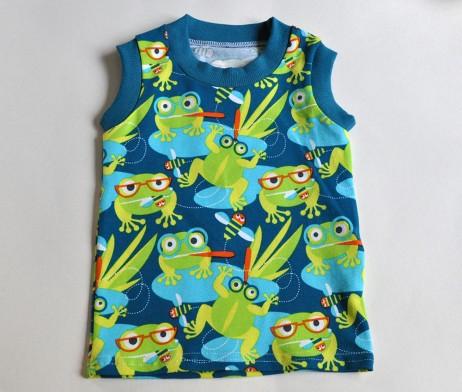 frog vest