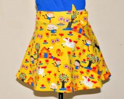 Happy Girls Skirt