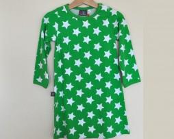 Green Stars Dress JNY