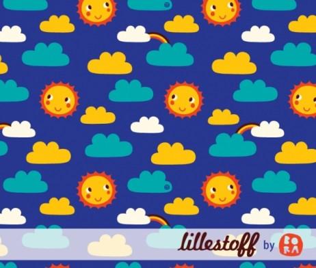 lillestoff sunny sky