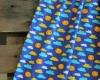 sunny sky fabric
