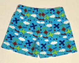 plane shorts